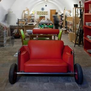 Palmetta Design Gallery Szentendre / Hungary
