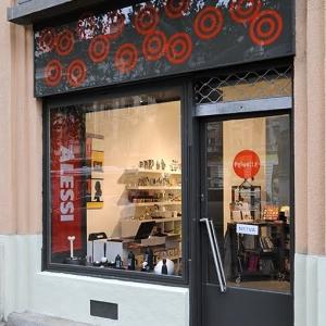 Palmetta Design & Textile Art Gallery / +Atelier Palmetta Concept Room / Budapest / Hungary